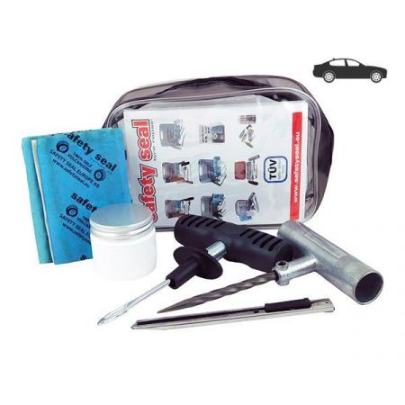 Safety Seal Car Kit in Soft Case